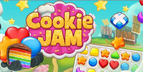 Cookie Jam Unlimited Moves and 3 Combo Match Hack by Cheat Engine